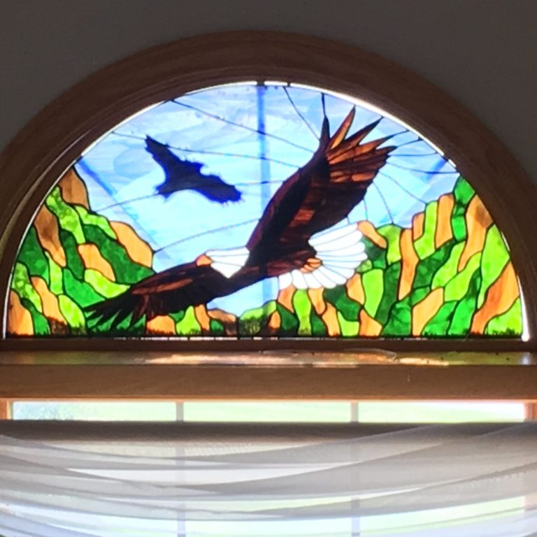 Eagle window