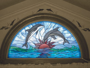 Dolphin window